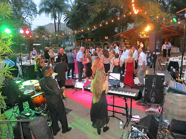 2015-06-27 Liquid Blue Band in Escondido CA at The Ranch at Brady Canyon 000