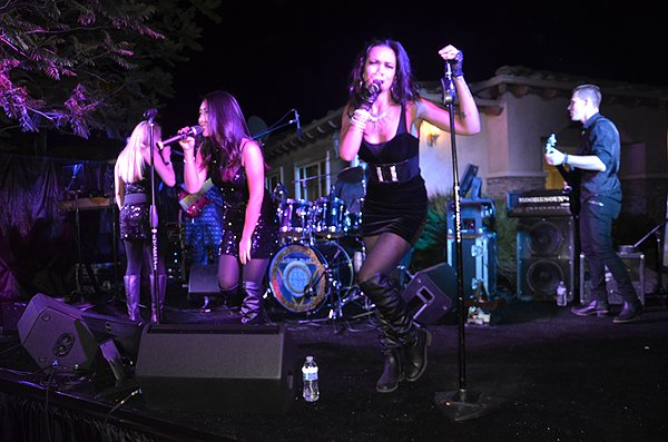 2015-06-27 Liquid Blue Band in Poway CA at Private Estate 004
