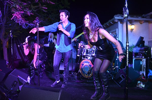 2015-06-27 Liquid Blue Band in Poway CA at Private Estate 017