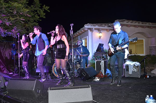 2015-06-27 Liquid Blue Band in Poway CA at Private Estate 026