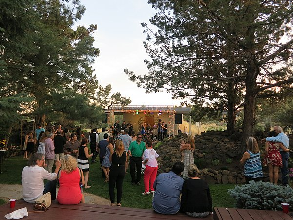 2015-07-04 Liquid Blue Band in Bend-OR at Mann Residence 006