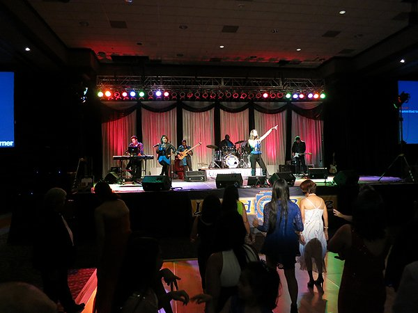 2015-08-08 Liquid Blue Band in Pala CA at Pala Casino 002