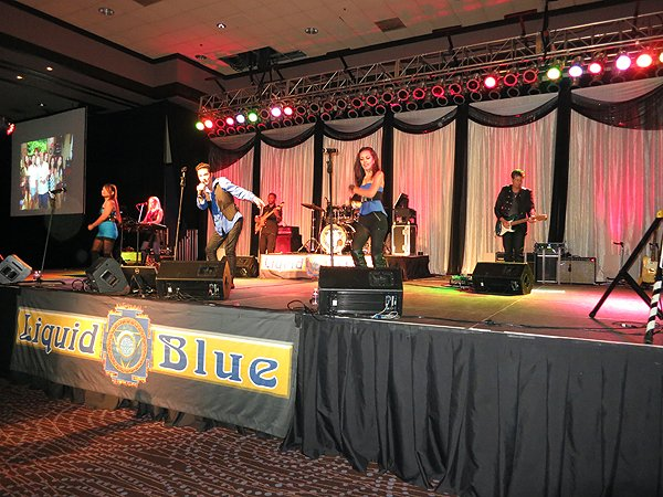 2015-08-08 Liquid Blue Band in Pala CA at Pala Casino 025