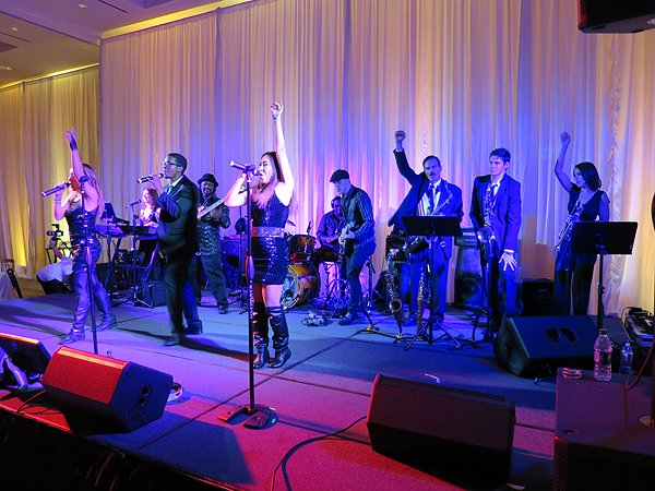 2015-08-08 Liquid Blue Band in Palos Verdes CA at Terranea Resort 056
