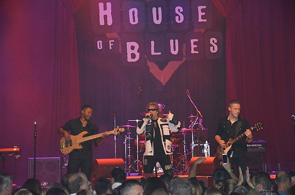 2015-08-12 Liquid Blue Band in San Diego CA at House Of Blues 201