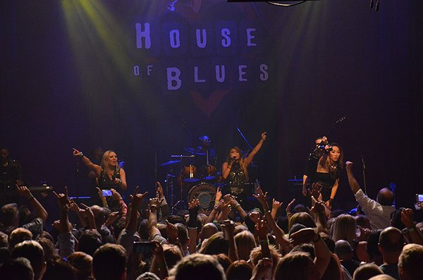 2015-08-12 Liquid Blue Band in San Diego CA at House Of Blues 328