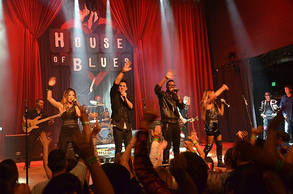 2015-08-12 Liquid Blue Band in San Diego CA at House Of Blues 465