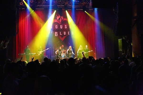 2015-08-12 Liquid Blue Band in San Diego CA at House Of Blues 766