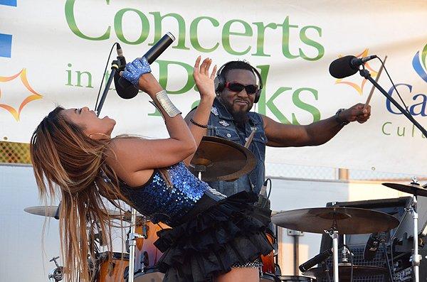 2015-08-14 Liquid Blue Band in Carlsbad CA at Calavera Hills Community Park 029