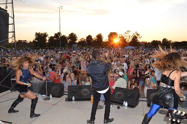 2015-08-14 Liquid Blue Band in Carlsbad CA at Calavera Hills Community Park 035