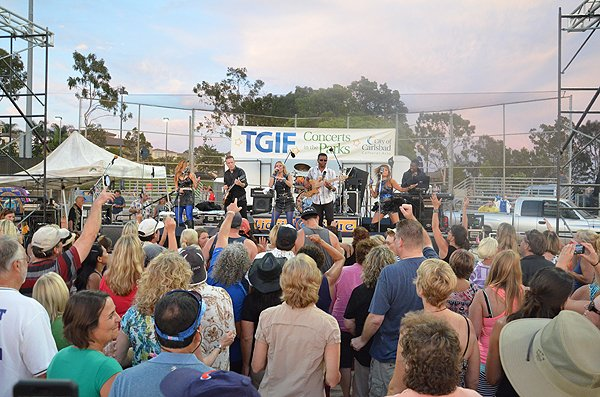 2015-08-14 Liquid Blue Band in Carlsbad CA at Calavera Hills Community Park 038