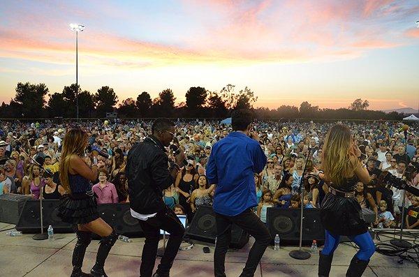 2015-08-14 Liquid Blue Band in Carlsbad CA at Calavera Hills Community Park 046