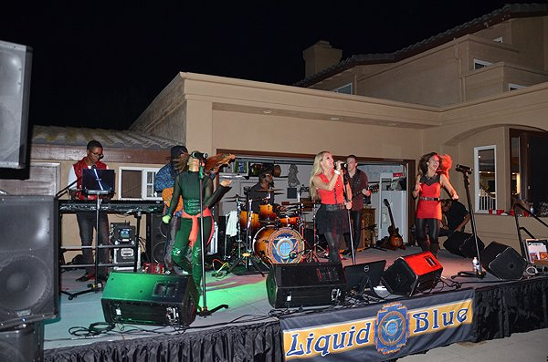 2015-08-21 Liquid Blue Band in Poway CA at Schack Residence 017
