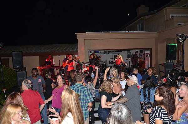 2015-08-21 Liquid Blue Band in Poway CA at Schack Residence 025