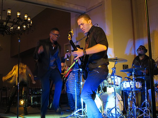 2015-10-10 Liquid Blue Band in Pleasanton CA at Castlewood Country Club 033