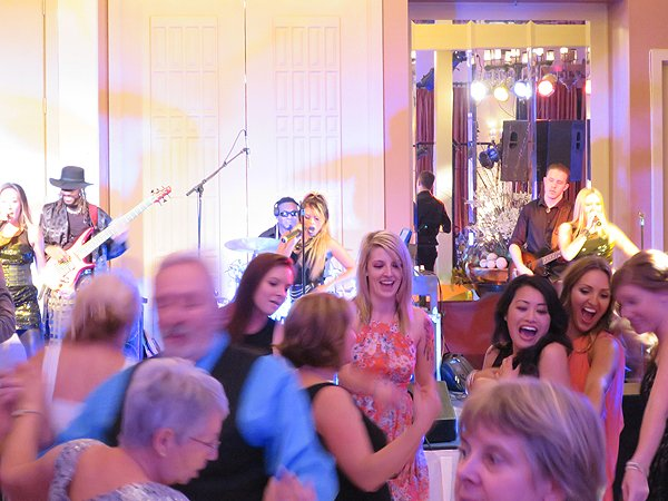 2015-10-10 Liquid Blue Band in Pleasanton CA at Castlewood Country Club 114