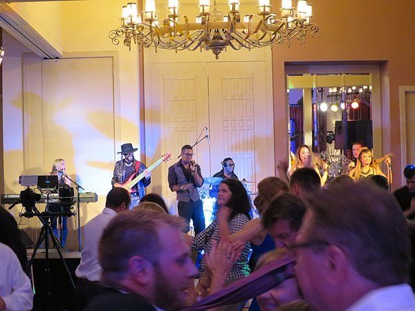 2015-10-10 Liquid Blue Band in Pleasanton CA at Castlewood Country Club 118