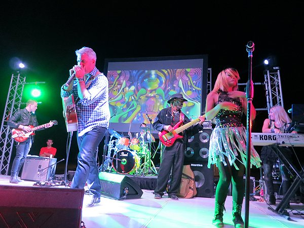 2015-11-06 Liquid Blue Band in Cabo San Lucas Mexico at Hilton Los Cabos 047