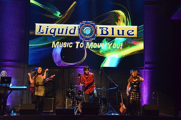 2015-12-16 Liquid Blue Band in San Diego CA at The Music Box 146
