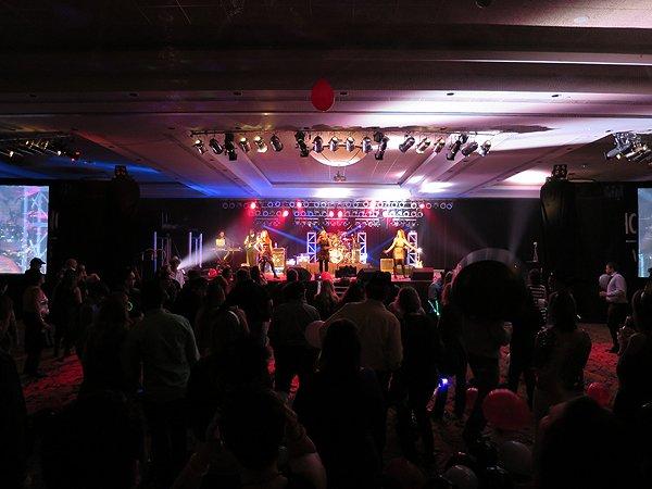 2015-12-31 Liquid Blue Band in Baraboo WI at Ho Chunk Gaming 003