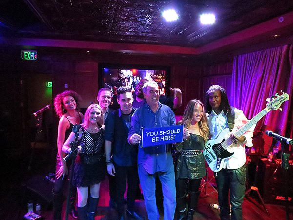 2016-03-26 Liquid Blue Band in Del Mar CA at Club M 5