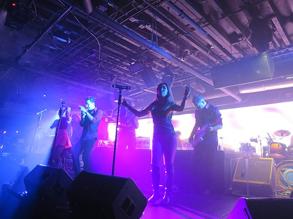2016-04-13 Liquid Blue Band in San Diego CA at Bassmnt 054
