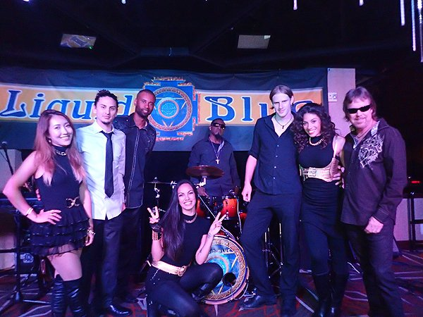 2016-05-04 Liquid Blue Band in Ontario CA 002
