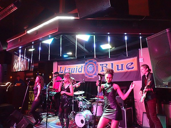 2016-05-06 Liquid Blue Band in Ontario CA at Mistys Lounge 011