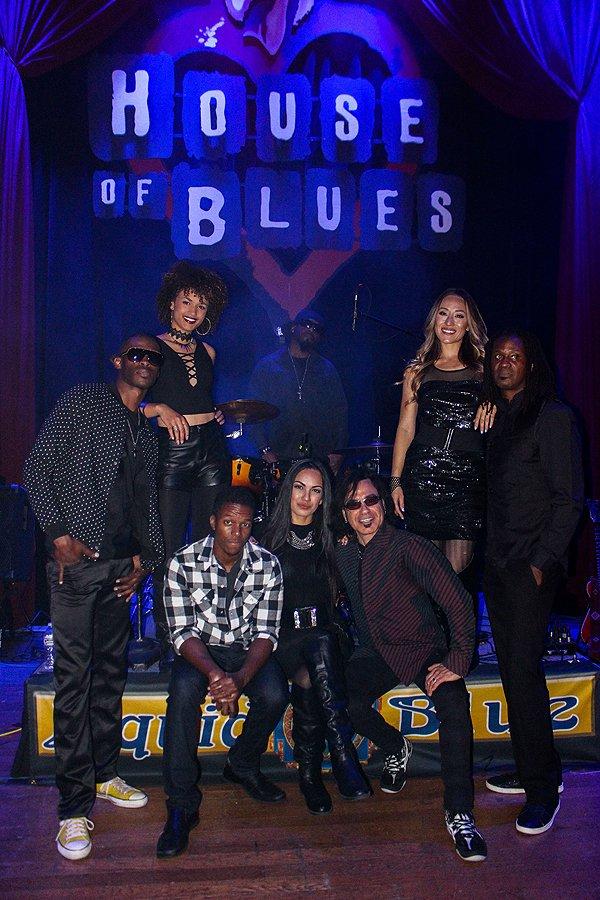 2016-05-21 Liquid Blue Band HOB Stage