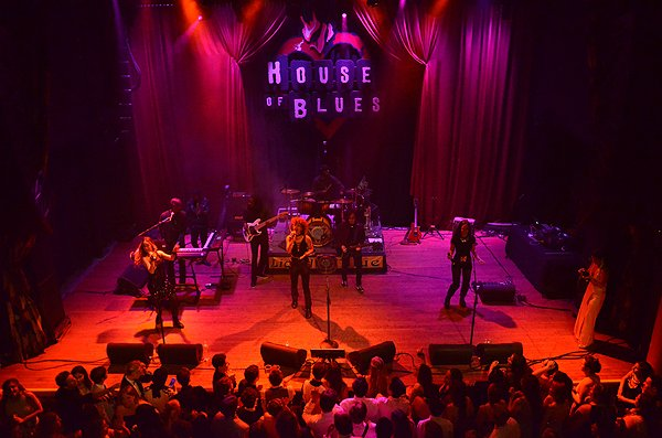 2016-05-21 Liquid Blue Band in San Diego CA at House Of Blues 127