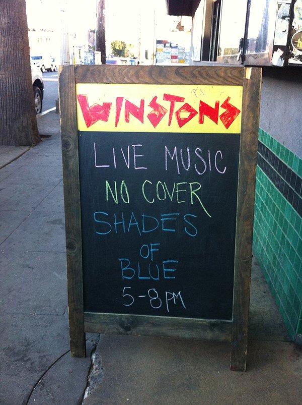 2016-06-19 Wintsons Shades Of Blue Sidewalk Ad