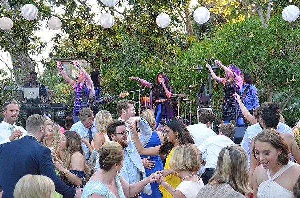 2016-07-03 Liquid Blue Band in Encinitas CA at Botanical Gardens 26