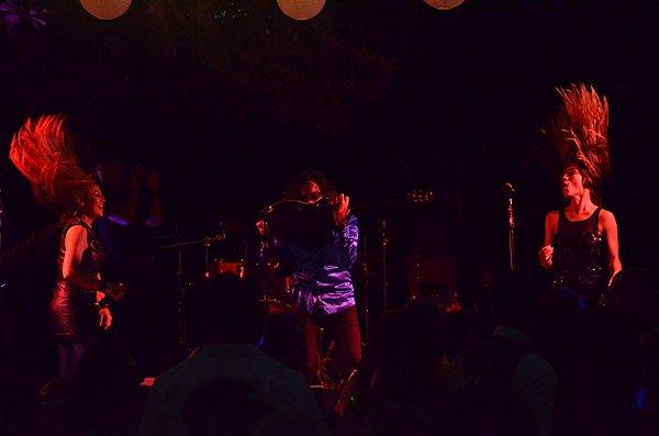 2016-07-03 Liquid Blue Band in Encinitas CA at Botanical Gardens 82