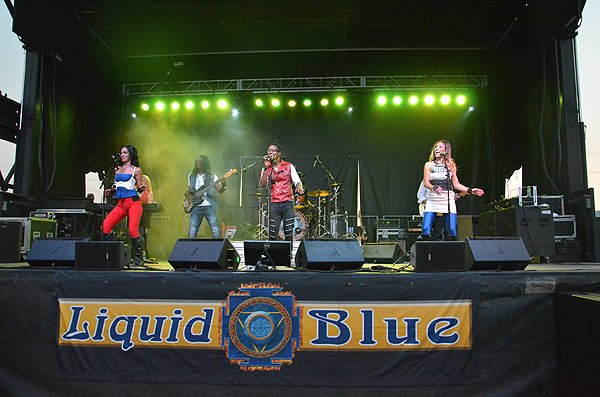 2016-07-23 Liquid Blue Band in Fort Irwin CA at Fort Irwin 056