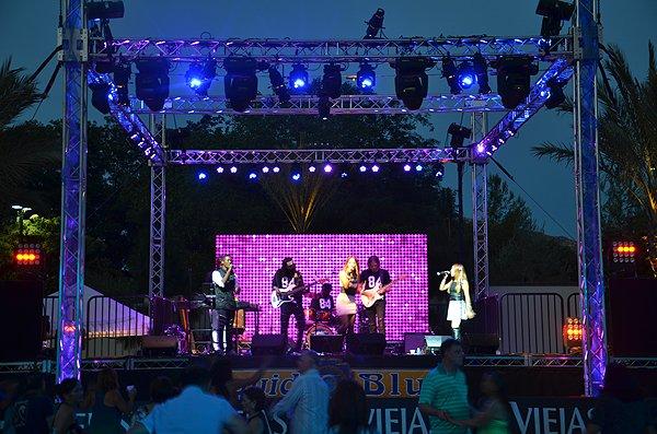 2016-08-20 Liquid Blue Band in Alpine CA at Viejas Park 29