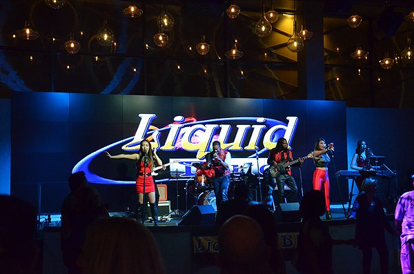 2016-10-22 Liquid Blue Band in Jamul CA at Hollywood Casino 10
