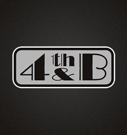 4thandB logo