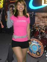 Code Pink Gina