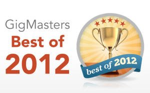 Gigmasters Best Of 2012