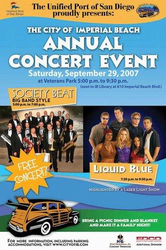 Imperial Beach Concert
