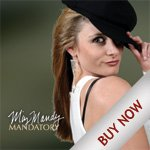 Miz Mandy CD Cover