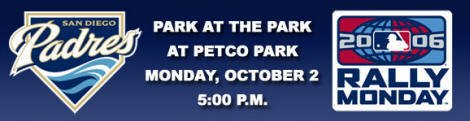 Padres Rally Monday