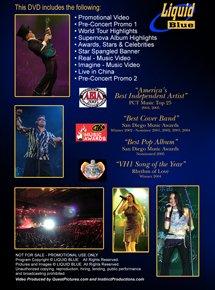 Promo DVD 2006 Back 290h