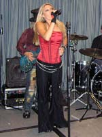 Red Corsette Nikki