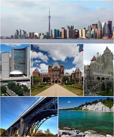 Toronto Montage