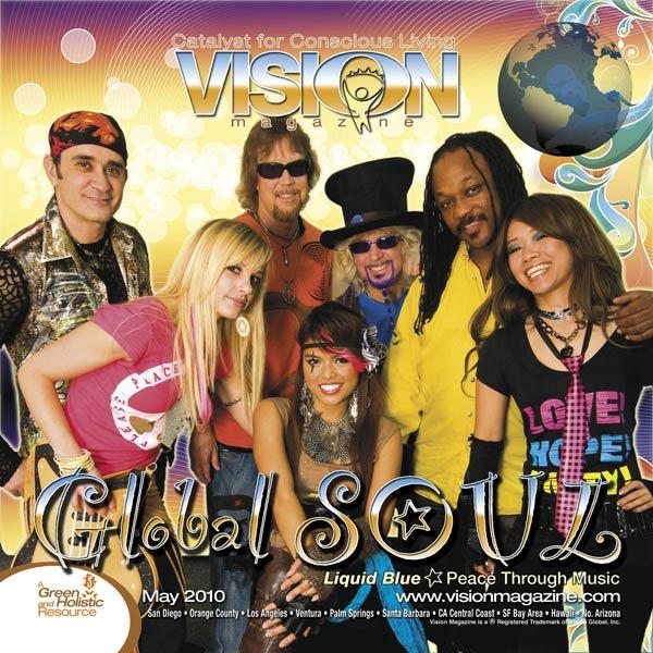 Vision Magazine Cover 2010