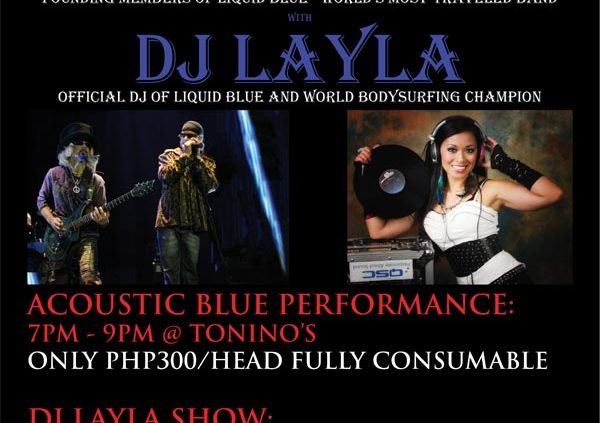 Acoustic Blue Dipolog 600