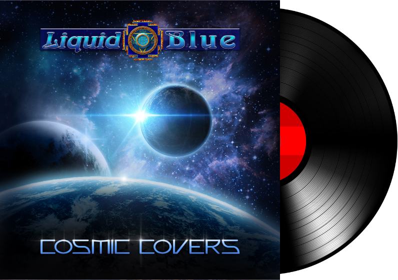 Cosmic Covers Vinyl