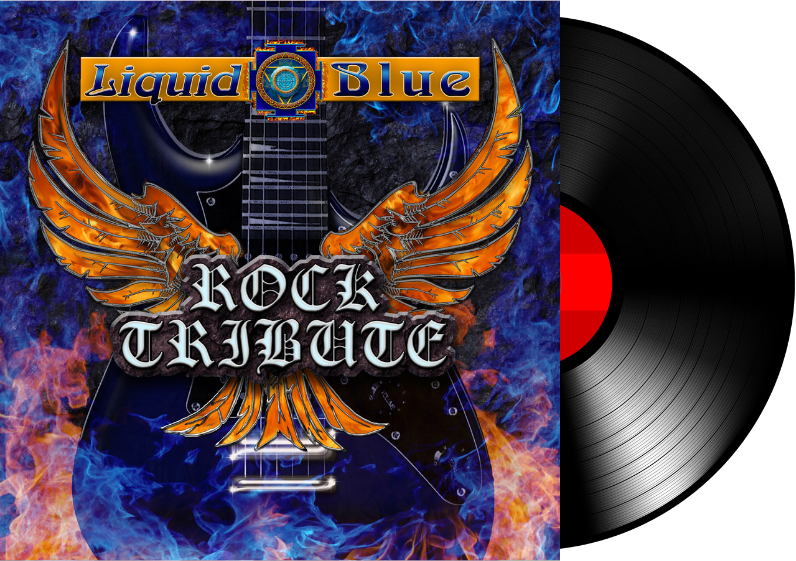 Rock Tribute Vinyl