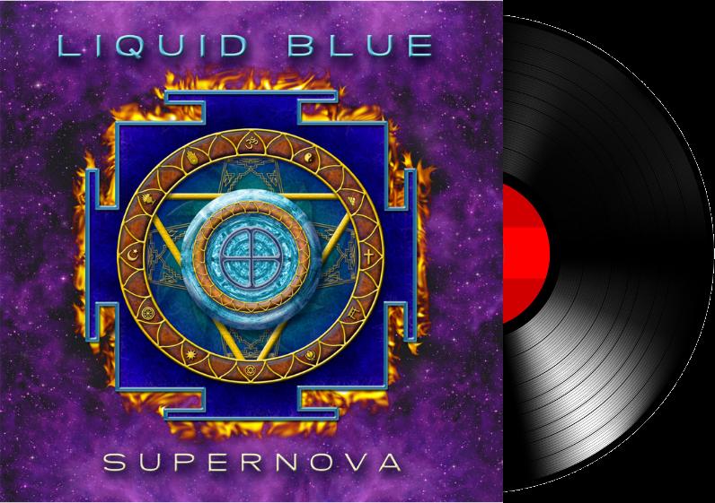 Supernova Vinyl